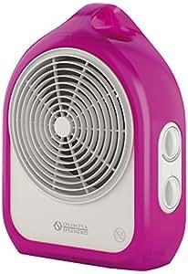 Vigor-Blinky 97951-10 - Calentador Splendid, 2000 W, Fluo Fucsia