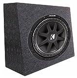 truck audio system package - Kicker 43C124 12