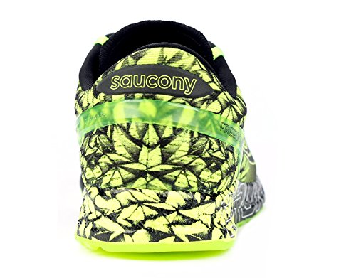 Saucony Scarpa Running Uomo, MOD. Freedom ISO - Japanese Pack, Art. S4002701, Colore Black Volt, Collezione SS18 - Special Edition