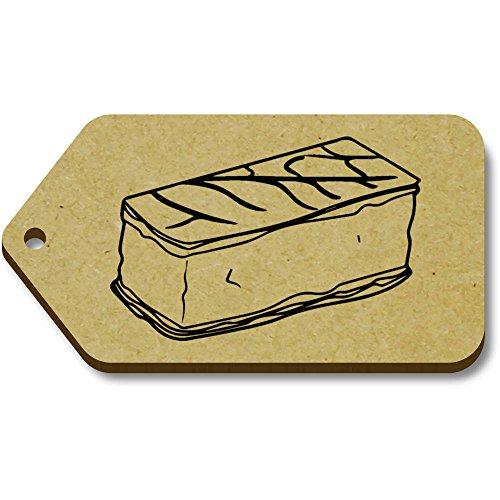 Etichette 34mm tg00004451 10 alla bagaglio vaniglia' 'Sigaretta regalo 66mm X Azeeda AUFq40wYA