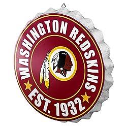 Washington Redskins 2016 Bottle Cap Wall Sign