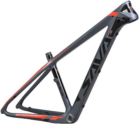 Sava Marco de Bicicleta Troay T800 Fibra de Carbono MTB 27.5 * 17 ...