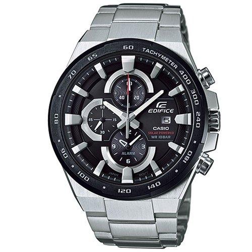e98737d424c1 Reloj Casio Edifice Efr-541sbdb-1aer Hombre Negro  Amazon.es  Relojes