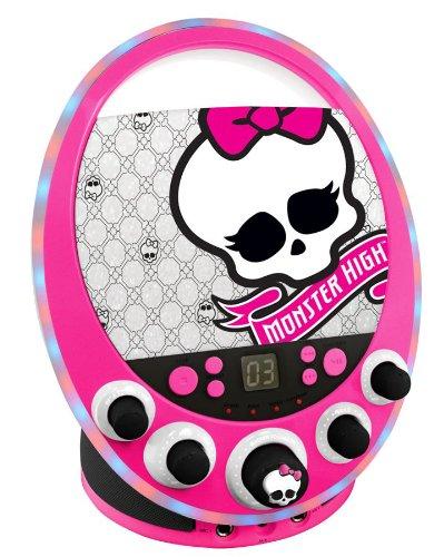 Monster High Flashing Lights Karaoke Machine, 70148