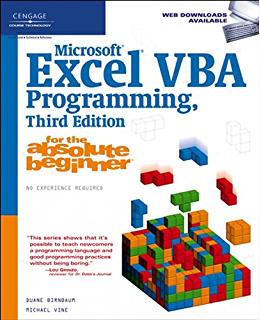 excel vba programming for dummies 3rd edition torrent