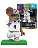 Oyo Sportstoys NFL Dallas Cowboys Sports Fan Bobble Head Toy Figures, Navy Blue/White, One Size