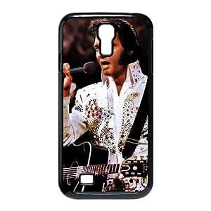 YUAHS(TM) Customized Hard Back Phone Case for SamSung Galaxy S4 I9500 with Elvis Presley YAS908980