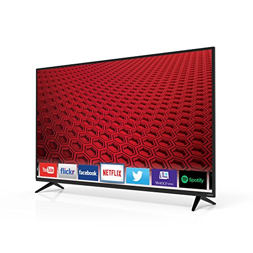 VIZIO E-Series E55-C1 55-Inch 1080p 120Hz FullArray LED Smart TV (55