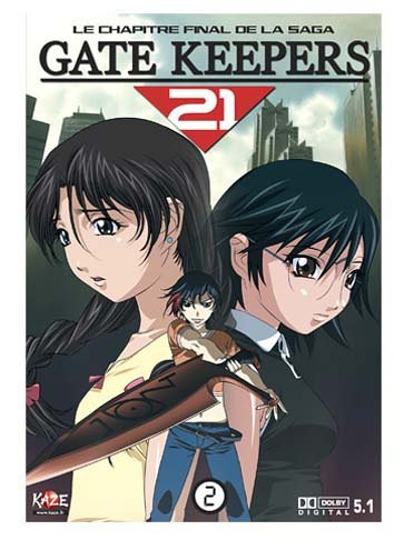 Gate Keepers 21 - Vol. 2