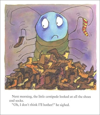 Centipede's One Hundred Shoes by Henry Holt and Co (Image #2)