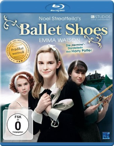 Ballet Shoes (Film) – Wikipedia