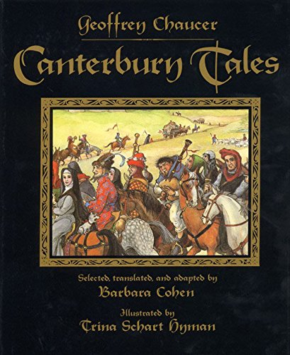 Canterbury Tales by Harper Collins