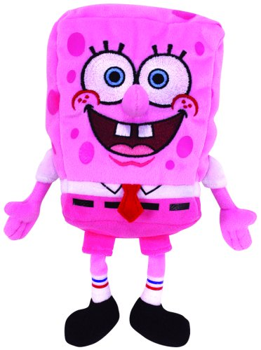 faf551799f6 Image Unavailable. Image not available for. Color  Ty Beanie Babies  SpongeBob Pinkpants