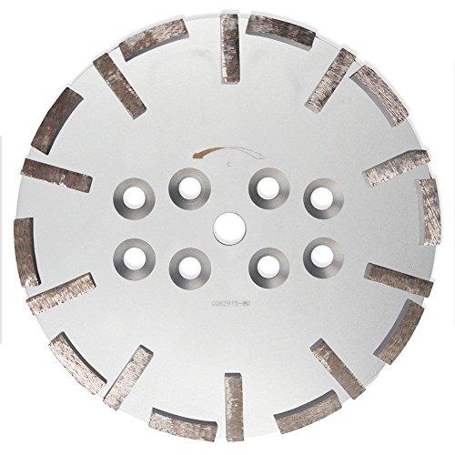 Diamond Disc Floor (Concord Blades GGP10N20HP 10 Inch Floor Grinding Diamond Disc)