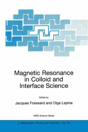 Download Magnetic Resonance in Colloid and Interface Science (Nato Science Series II:) ebook