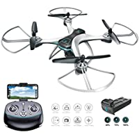 Goolsky Fineco FX-8G Drone RC Quadcopter with 720P Camera,Wifi FPV,GPS Posiioning, Altitude Hold