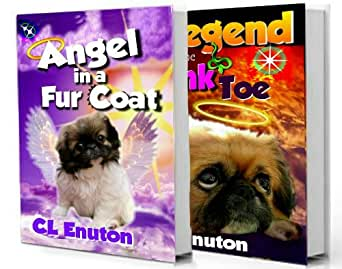 Fur Angels Series, Books 1 & 2: Angel in a Fur Coat and Legend of the