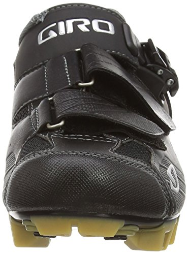 Shoe Privateer Black Men's Gum Cycling Giro BTAvnOC