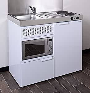 Economy Plus 1000 mm x 890 mm x 600 mm cocina compacta – fregadero ...