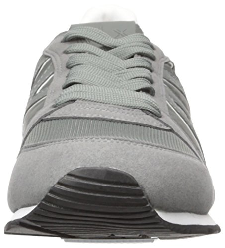 Sneaker Fashion Exchange Armani Running X Grey Men Castor Retro Sneaker A En08wOZHqx