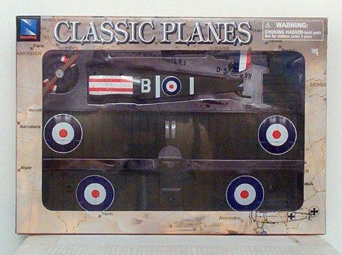 WWI Classic plain model Sopwith Camel F.1, easy kit