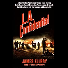 L.A. Confidential Audiobook by James Ellroy Narrated by Craig Wasson