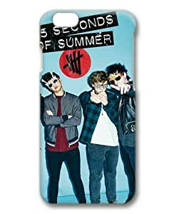 6 4.7 Case, 5 Seconds of Summer 02 Slim Fit Case for iphone 6 4.7 3D PC Material