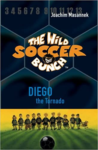 Book The Wild Soccer Bunch, Book 2: Diego the Tornado