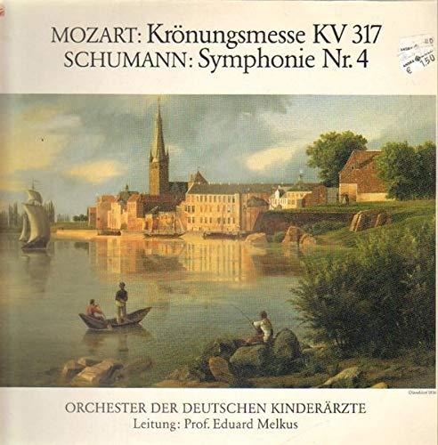 Krönungsmesse KV. 317, Symphine Nr. 4 [Vinyl LP]