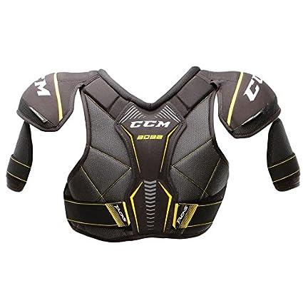 d5b904eccd8 Amazon.com   CCM Tacks 3092 Hockey Shoulder Pads  SENIOR    Sports ...