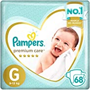 Fralda Pampers Premium Care 20 Unidades, Pampers