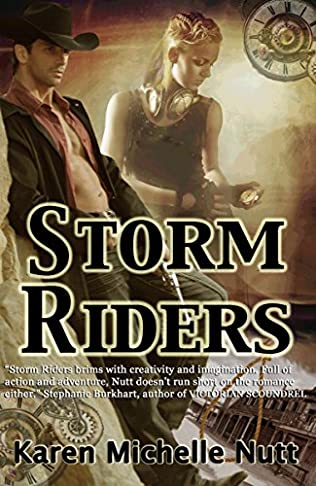 book cover of Storm Riders