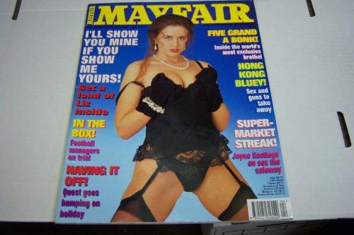 Mayfair Busty Adult Magazine