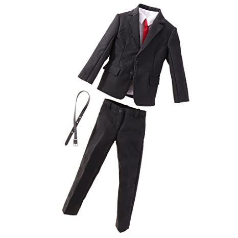 Amazon.es: Sharplace 1/6 Conjunto de Traje Suit Outfit Formal de ...