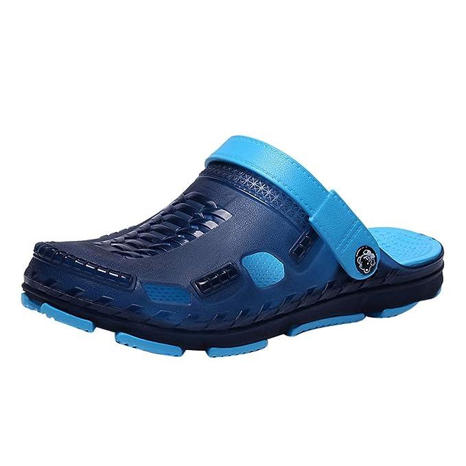 ... Ocio De Los Hombres Flipflop Confort Transpirable Chancletas Antideslizante Flip-Flops Sandalias Caladas Shoes: Amazon.es: Ropa y accesorios
