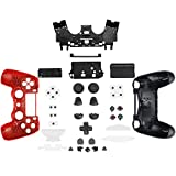 XFUNY Controller Plastic Front Back Housing Case