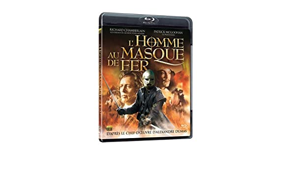 La máscara de hierro / The Man in the Iron Mask 1977 Origen Francés, Ningun Idioma Espanol Blu-Ray: Amazon.es: Richard Chamberlain, Louis Jourdan, ...