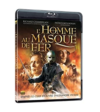La máscara de hierro / The Man in the Iron Mask (1977) [ Origen
