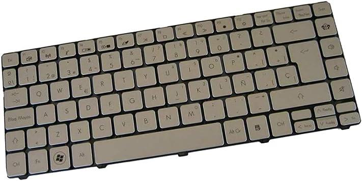 Almencla Repuesto Teclado de Laptop Compatible para Gateway ...