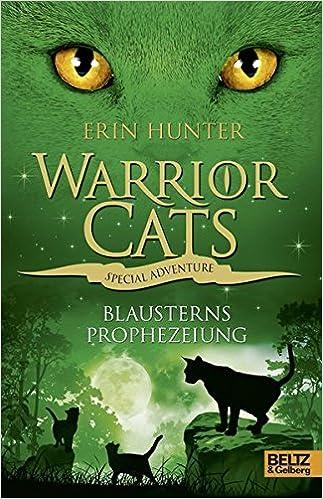 amazon warrior cats special adventure blausterns prophezeiung