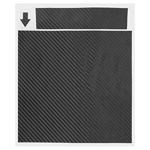 Vinyl Wrap Kit Car Console Vinyl Wrap Kit for Tesla Model 3 Matte Black Style Console Wrap Kit Car Styling NEW
