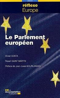 Le parlement européen par Olivier Costa