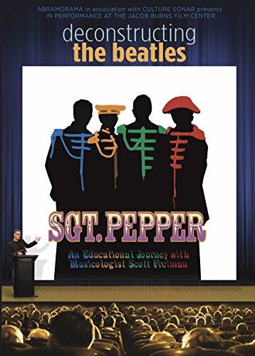 (Deconstructing The Beatles' Sgt. Pepper)