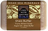 One with Nature Soaps Almond Bar Soap, Shea Butter Dead Sea, 7 Oz [Misc.] (Blockseifen) Bild 3