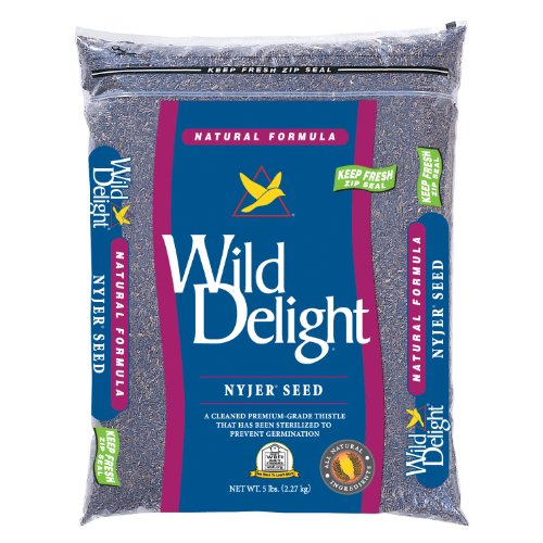 (Wild Delight Nyjer Seed, 5 lb)