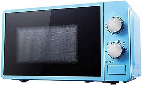 Opinión sobre Horno microondas 20 litros, potencia 700 vatios, 6 configuraciones de engranajes para cubrir sus diversas experiencia de sabor, 0-30 minutos temporizador, un cómodo botón de cocción, fácil de limpiar