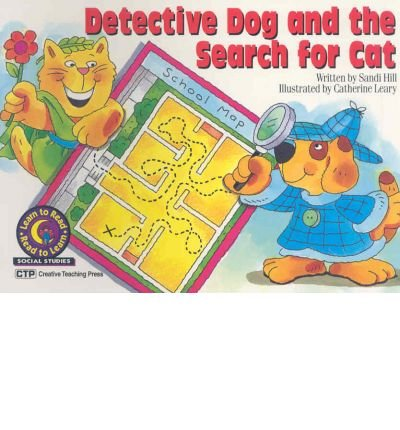 [(Detective Dog and the Search for Cat )] [Author: Catherine Leary] [Mar-1998]