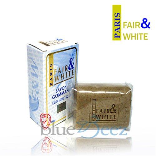 Fair & White Soap Exfoliating 7oz FW4EG200