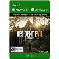 Resident Evil 7 Biohazard - Xbox One Digital Code