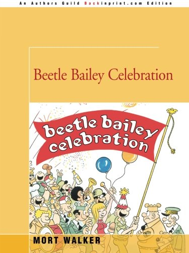 Beetle Bailey Celebration